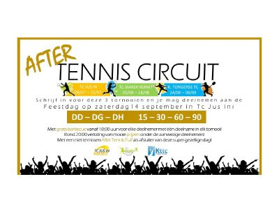 After Tennis Circuit