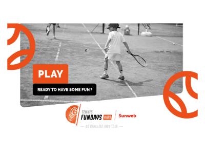 Tennis Fundays Kids 2021
