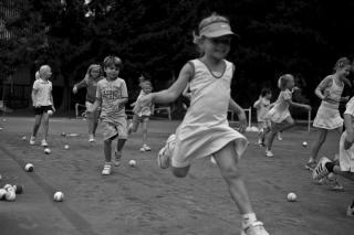 Tennis- en Omnisportkamp