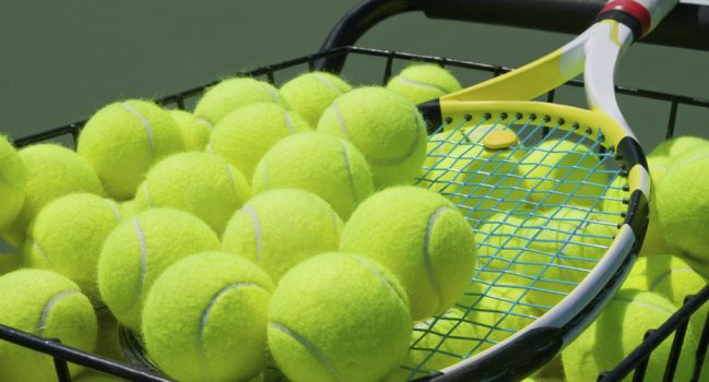 Lessen Tennis